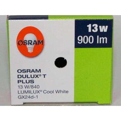 Osram Dulux T 13W//840 PLUS GX24d-1 coolwhite