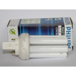 Compact fluorescent bulb PHILIPS MASTER PL-T 13W/840/2P