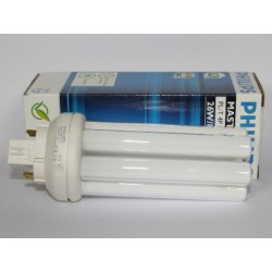 Compact fluorescent bulb PHILIPS MASTER PL-T 26W/827/4P