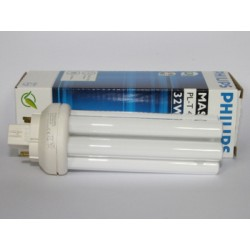 Compact fluorescent bulb PHILIPS MASTER PL-T 32W/830/4P