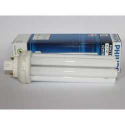 Ampoule fluocompacte PHILIPS MASTER PL-T 42W/827/4P