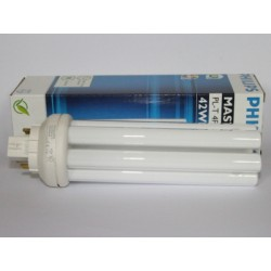 Ampoule fluocompacte PHILIPS MASTER PL-T 42W/830/4P