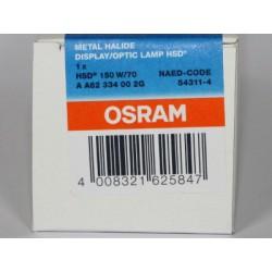 OSRAM 4ArXS HSD 150W/70 G12