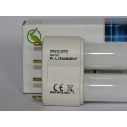 Ampoule fluocompacte PHILIPS MASTER PL-L 18W/840/4P