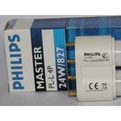 PHILIPS MASTER PL-L 24W/827/4P