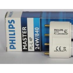 Ampoule fluocompacte PHILIPS MASTER PL-L 24W/840/4P