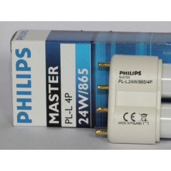 Ampoule fluocompacte PHILIPS MASTER PL-L 24W/865/4P