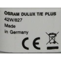 Ampoule OSRAM DULUX T/E 42W/827