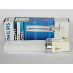 Compact fluorescent bulb PHILIPS MASTER PL-S 5W/827/2P