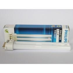 Ampoule fluocompacte PHILIPS MASTER PL-S 9W/827/4P