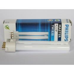 Ampoule fluocompacte PHILIPS MASTER PL-S 7W/830/4P