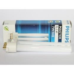 Ampoule fluocompacte PHILIPS MASTER PL-S 7W/840/4P