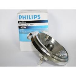 Philips Aluline 111 100W G53 12V 24D 8711500427069