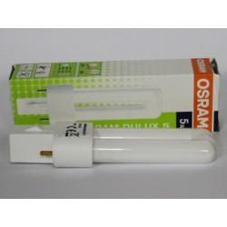 Ampoule OSRAM DULUX S 5W/830