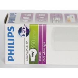 PHILIPS CorePro LED PLC 9W 840 4P G24q-3