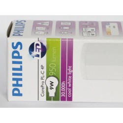PHILIPS CorePro LED PLC 9W 840 4P G24q-3