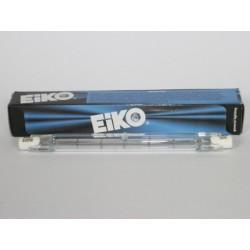 Ampoule halogène EIKO R7s 500W 118mm