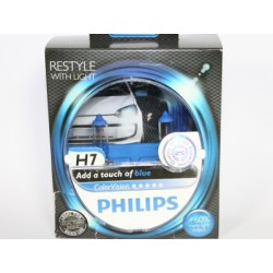H7 COLOR VISION PHILIPS BLUE