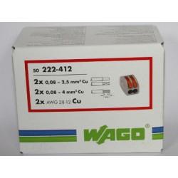 terminal wago 222 415. Black Bedroom Furniture Sets. Home Design Ideas
