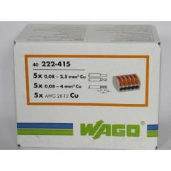 WAGO 222-415 ( boite )