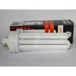 Ampoule Fluocompacte GE Biax Q/E 57W/827/4P