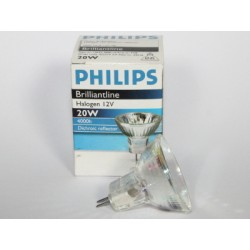 Bulb PHILIPS BRILLIANTLINE PRO 20W GU4 12V 10° 42010 4000H