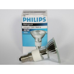 PHILIPS HalogenA PAR16 40W 230V 25D